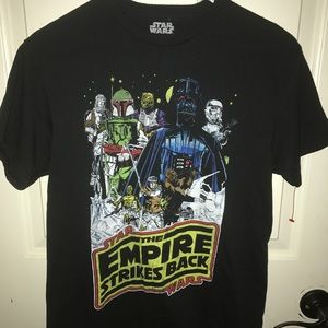 Star Wars empire strikes back tee